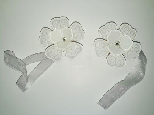 legatenda diversi colori tendaggi,fiore Calamita Mara in coppia per tende