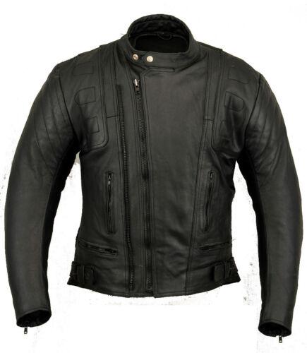 Gx20 Motorbike Motorcycle Leather Protection Jacket