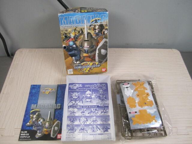Gundam SD-055 Maganac ban078211