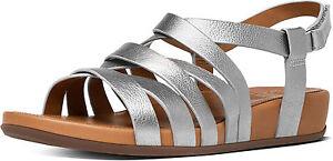 Fitflop-Lumy-PELLE-SANDALI-2017-ARGENTO-fitwear
