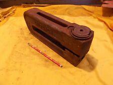 C Frame Punch Sheet Metal Hole Press Brake Tool Unit Unipunch Usa 8b 2 14