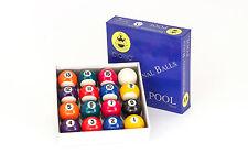 Billardkugeln  Pool-Ball-Satz Classic®  A-Qualität  38mm (kleine Ausführung)