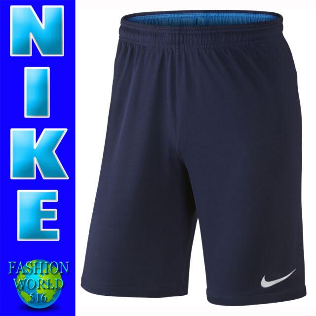6acf7340e Nike Men's Size 2XL Academy Knit 2 Soccer Shorts 658216-410 Navy Blue XXL