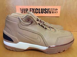 Nike Air Zoom Generation AS QS Vachetta Tan LeBron All Star 308214 ... 2a9a8aa32