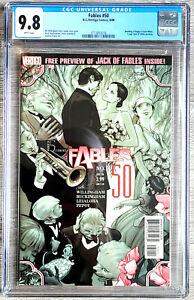 Fables-50-CGC-9-8-DC-Comics-Vertigo-2006