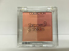 Collection 2000 Shimmer Shades Blushalicious Blush, Shimmering Cheek Colour