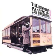 Monk,Thelonious - Thelonious Alone in San Francisco - CD