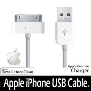 Genuine-Charging-Cable-Charger-Lead-for-Apple-iPhone-4-4S-3GS-iPod-iPad2-amp-1