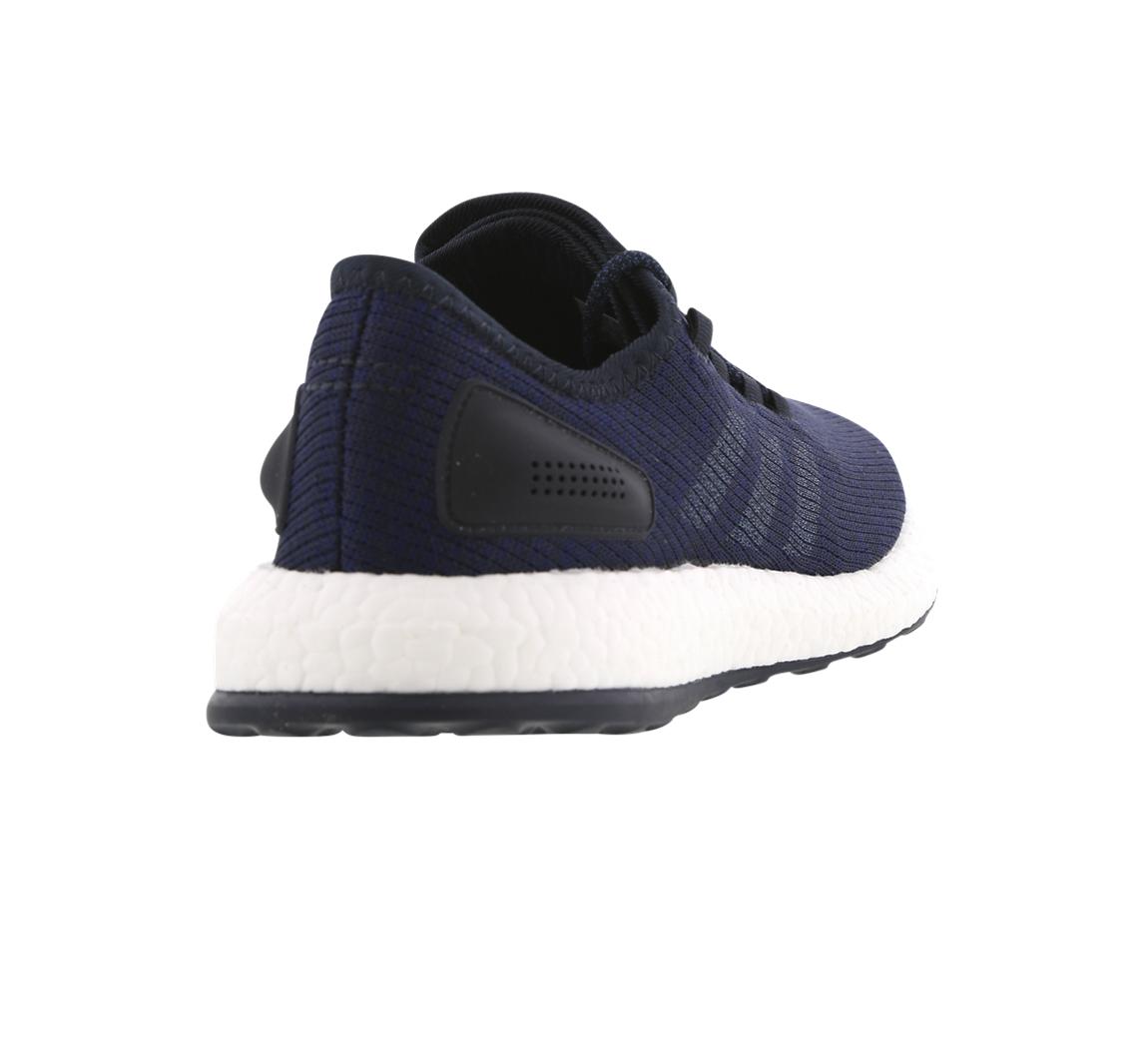 Herren Adidas Pureboost marineblau blau Laufen ba8898