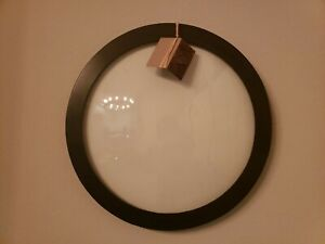 Jan-Barboglio-Large-19-034-round-Metal-frame-Bubble-Glass-Iron-Collection-Retired
