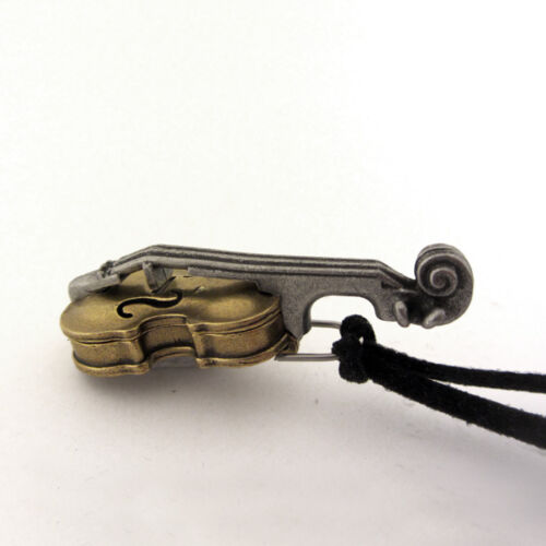 Taylorcustom Pewter Violin viola cello luthier Locket