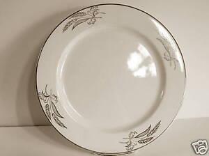 Image is loading 2-LIFETIME-DINNER-PLATES-PRAIRIE-GOLD & 2 LIFETIME DINNER PLATES / PRAIRIE GOLD   eBay