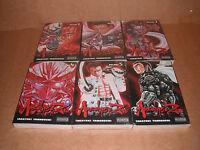 Apocalypse Zero Vol.1,2,3,4,5,6 Manga Graphic Novel Set English NEW