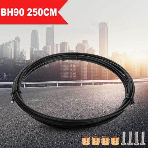 BH90 2.5m Bremsleitung Hydraulische Scheibenbremse für M595//596//615//DEORE GOOD+