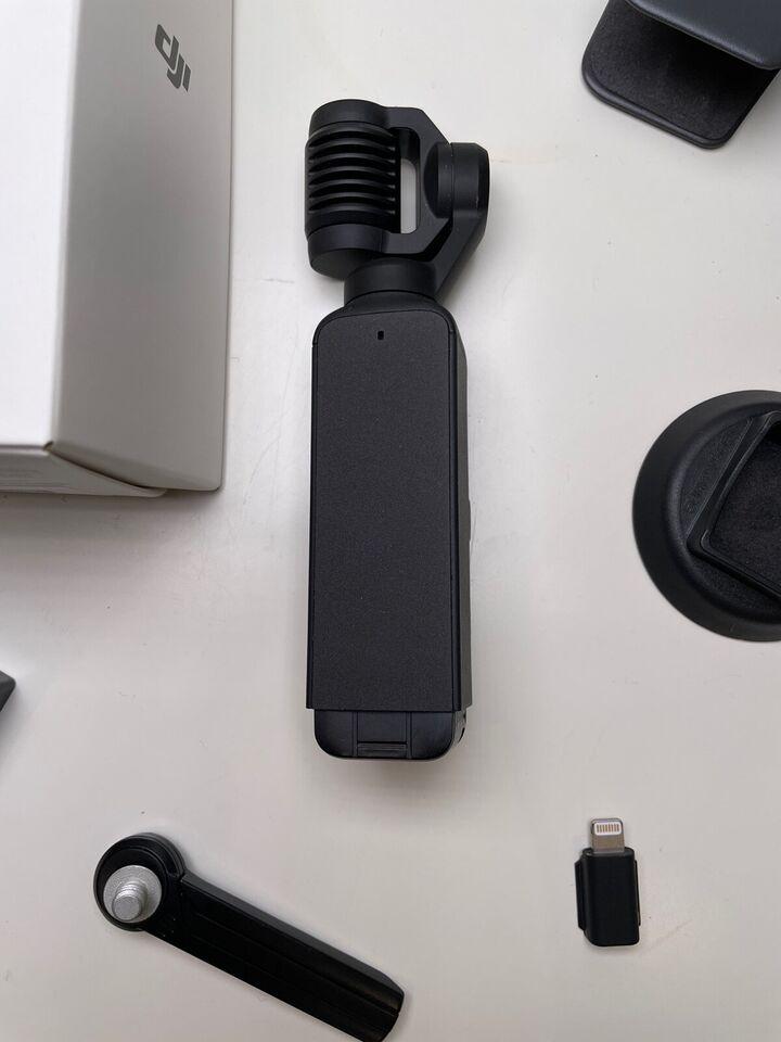 Kamera, digitalt, Dji