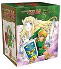 The Legend of Zelda Complete Box Set by Akira Himekawa (Paperback, 2013)