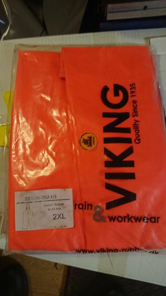 Fiskebeklædning, Viking