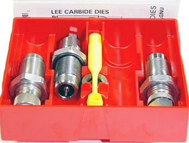 LEE PRECISION 480 Ruger Carbide 3 Die Set