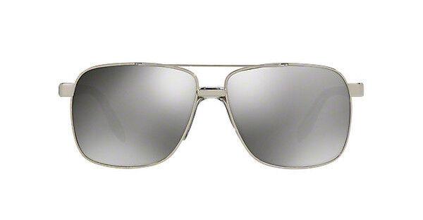 10006g Authentic Versace 2174 Sunglasses 100 Silver qcL4R3j5A