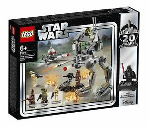 LEGO-Star-Wars-Clone-Scout-Walker-20th-Anniversary-Darth-Vader-75246-Disney-2019