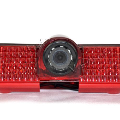 GMC Savana VardsafeBrake Light Rear View Backup Camera for Chevy Express