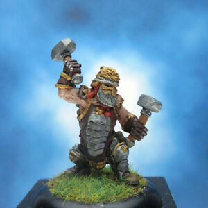Painted-RAFM-Miniatures-Dwarf-Forgemaster