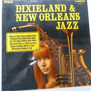 Vinyl lp record dixieland new orleans jazz rca camden cdm 1011 image is loading vinyl lp record dixieland amp new orleans jazz publicscrutiny Image collections