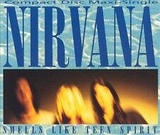 CD: NIRVANA Smells Like Teen Spirit 3 track single STILL SEALED New! DIGIPAK