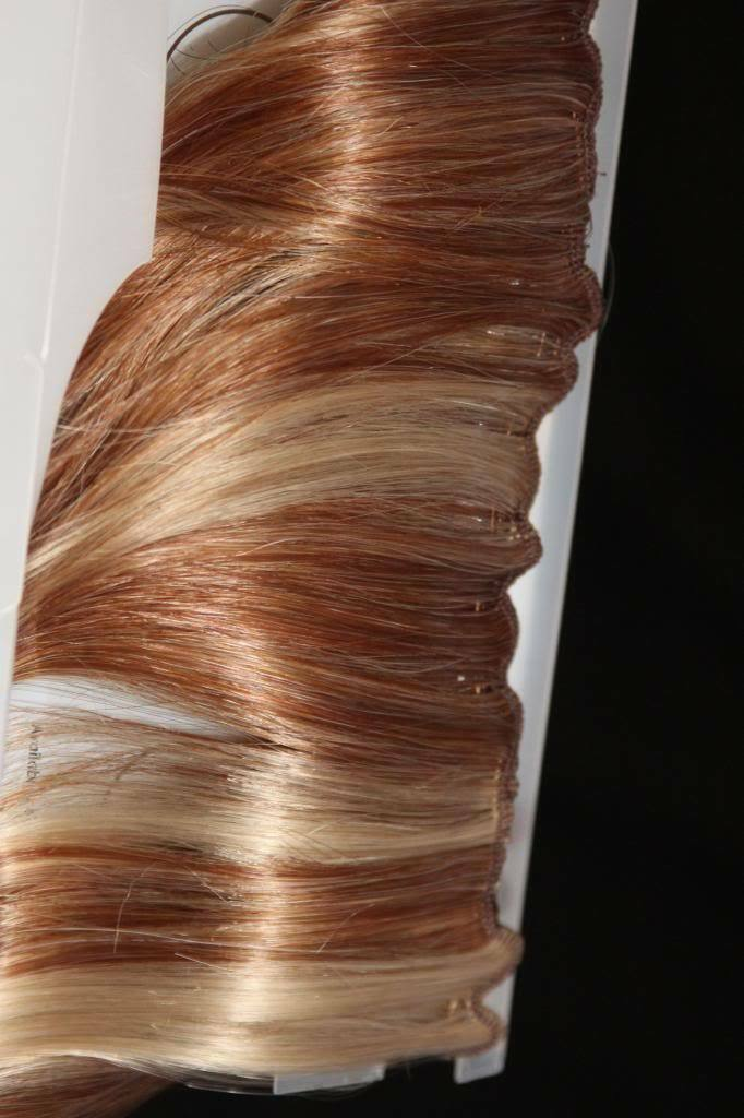 Balmain extensions length