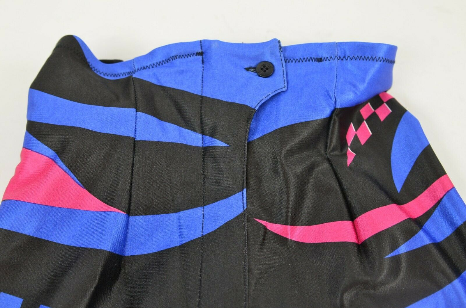 Fila Sportswear Women's Pants Size 5 Retro colorful Zip Up  Trousers Casual