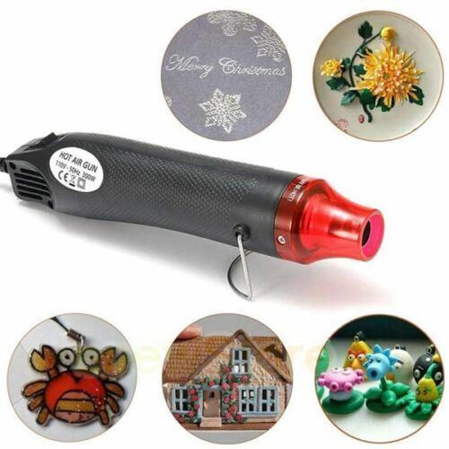 Details about  /Portable Mini Heat Gun Hot Air Gun Multi-Function Electrical Heat Tool