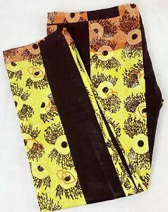 African-Dashiki-Unisex-Pant-Ladies-Long-Loose-Trouser-12-14