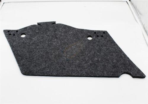Hard Saddle Bags Carpet Liner Set For All Harley Davidson Touring 94-13