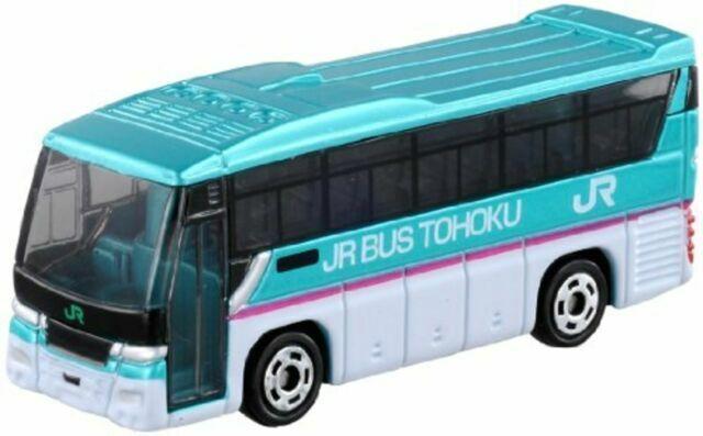 New Takara Tomy Tomica #16 Isuzu Gala JR Bus Tohoku 1//171 Diecast Toy Car Japan