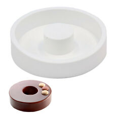 Silicone 3D Saturn Space Shape Baking Cake Mold For Ice Cream Cake Baking Pans