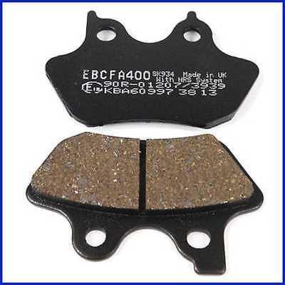 EBC Bremsbeläge FA400 HINTEN HARLEY DAVIDSON FLHRS//FLHRSi Road King Custom 04-07