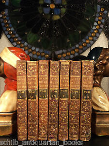 1784-CHINESE-CLASSICS-Confucius-Philosophy-CHINA-Asia-Taoism-Complete-7-vol-SET