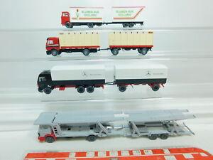 Bo806-0-5-4x-Wiking-h0-1-87-camiones-mercedes-MB-flores-de-holanda-etc-Neuw