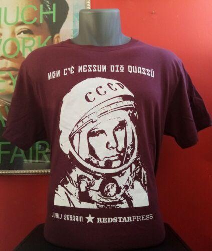 Non c/'è nessun dio quassù T-shirt JURIJ GAGARIN