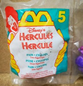 McDonalds-Happy-Meal-Toy-1996-Hercules-USA-Issue-Plastic-Toys-Various