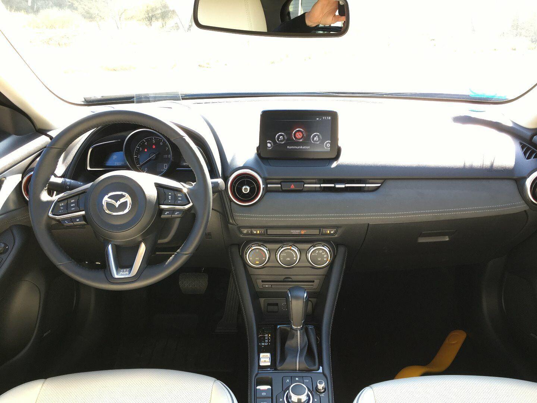 Mazda CX-3 2,0 Sky-G 150 Optimum aut. AWD - billede 10