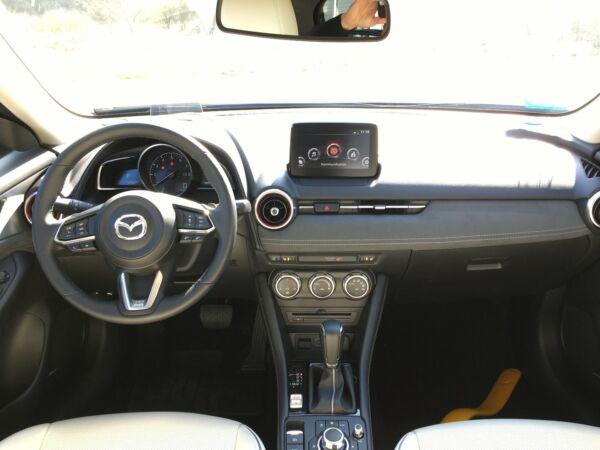 Mazda CX-3 2,0 Sky-G 150 Optimum aut. AWD billede 10