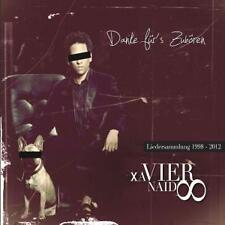 Danke für's Zuhören - Best Of von Xavier Naidoo (2012) CD Neuware