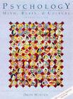 Psychology: Mind, Brain and Culture by Drew Westen (Hardback, 1995)