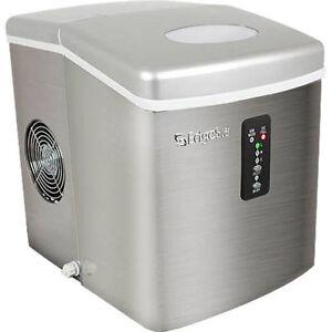 ... Ice Machines > Ice Machines > See more Edgestar IP210SS1 Portable Ice