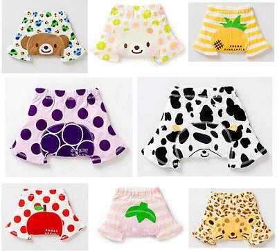 Toddler Infant Boy Girl Baby Leggings Cute PP Shorts Pants Trousers Bottoms