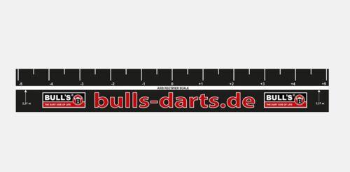 BULLS Dart Abwurflinie Basic 40x5cm Selbstklebend