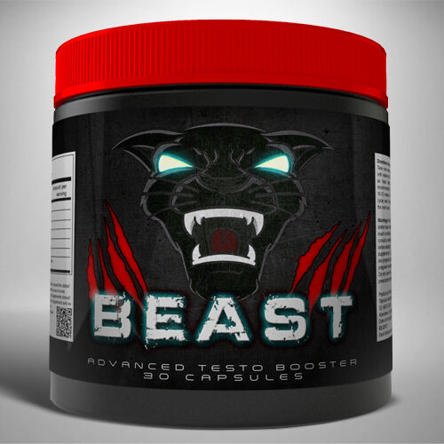 BEAST - STRONGEST LEGAL TESTOSTERONE BOOSTER   GAME CHANGING 5X STRENGTH FORMULA