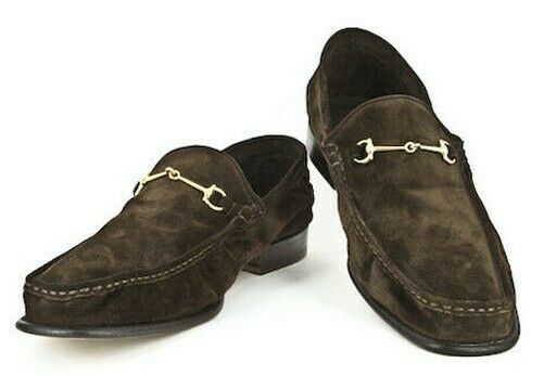 Kiton Braune Schuhe Größe 6.5 (US)   6 ( Eu )