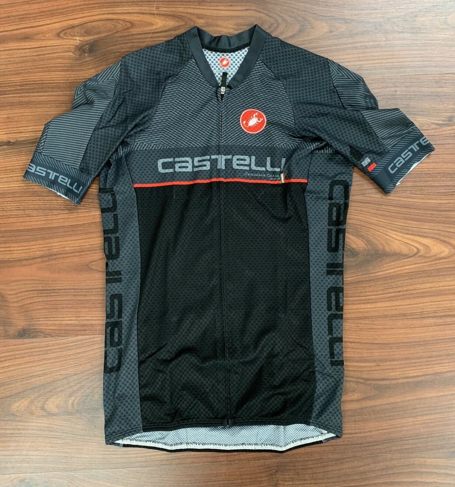 Castelli Climbers 2.0 Men's XXS Jersey New with no tags